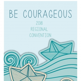 2018 Regional Convention Kids Notebook