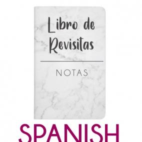 SPANISH Return Visit Book