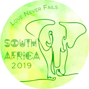 Love Never Fails – SAfrica Stickers