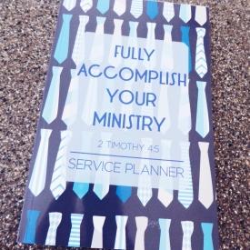 Tie Pattern Service Planner