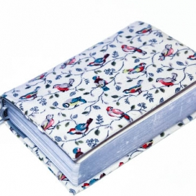 Pretty Little Birds Cath Kidston Oilcloth NWT Bible Cover – FREE SHIPPING ON ALL ITEMS!